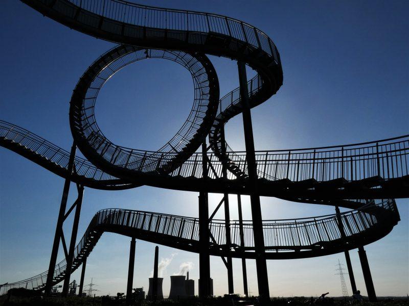 Emocjonalny Roller Coaster